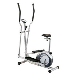 Sunny 2 In 1 Elliptical Trainer and Exercise Bike