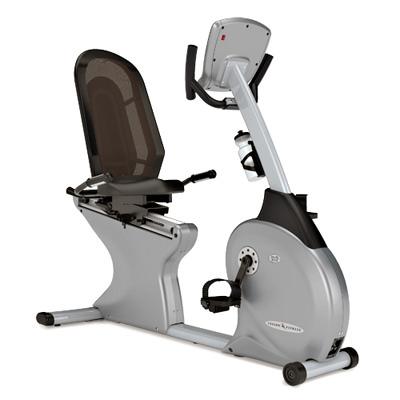 Vision R2250 Semi-Recumbent Exercise Bike