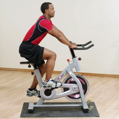 Best Fitness BFSB5 Spin Style Exercise Bike