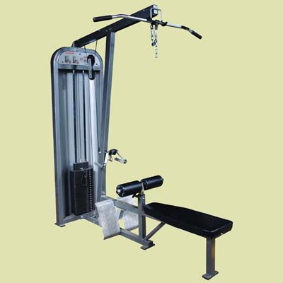 Cosco CSW-2 LAT MACHINE / LOW ROW COMBO Strength Machine