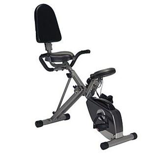 Exerpeutic 1110 Semi Recumbent Bike