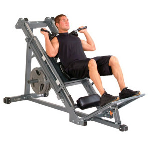 Key Fitness KF-LPHS (Leg Press/Hack Squat Machine)