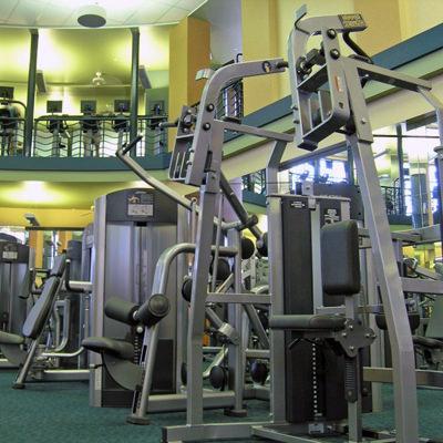 Life Fitness Strength Machines