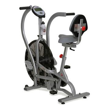 ST Fitness 8610 Airforce Upright Bike