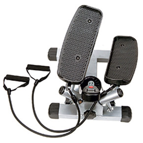 Sunny Health & Fitness Twist Stepper (Adjustable)
