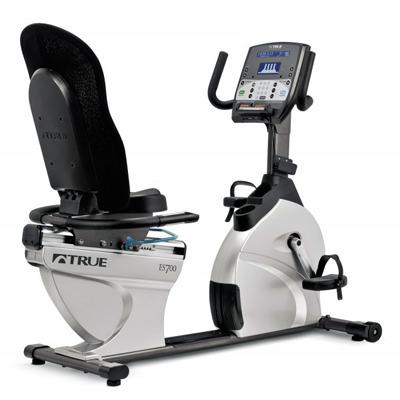 True ES700 Recumbent Exercise Bike