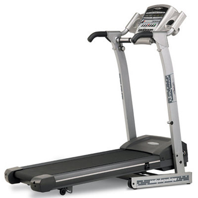 BH G 6442 Pioneer Classic Treadmill