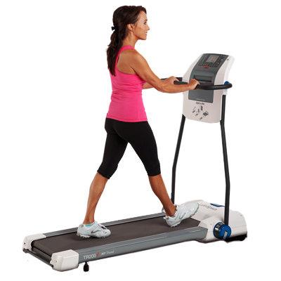 LifeSpan TR200 Compact Folding Treadmill