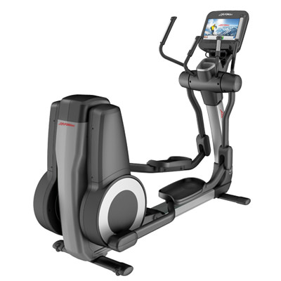 Life Fitness Discover SE Elliptical Cross Trainer