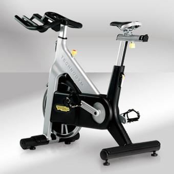 Technogym Group Cycle Belt Drive Exercise Bike