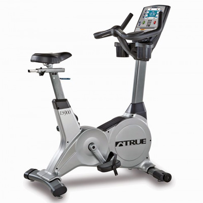 True Fitness ES900 Residential Upright Bike