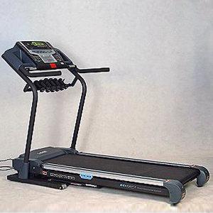 Smooth Fitness 9.65TV Treadmill