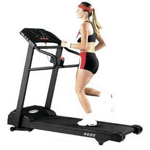 Steelflex XT-4600 Treadmill