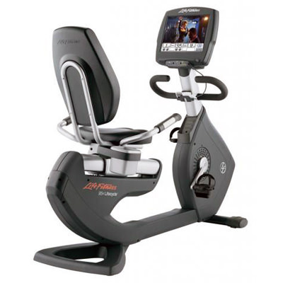 Life Fitness 95R Engage Lifecycle Exercise Bike