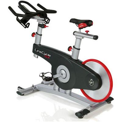 Life Fitness Lifecycle GX Exercise Bike