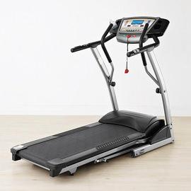 Free Spirit 2 CHP Dual-Action Folding Treadmill