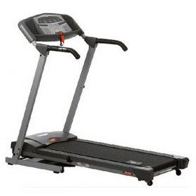 Fitness World 1000 Motorized Treadmill