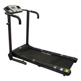 Fitness World Ecco Motorized Treadmill
