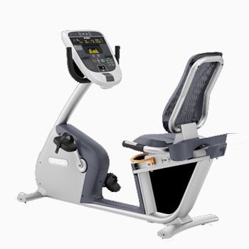 Precor RBK 835 Recumbent Exercise Bike