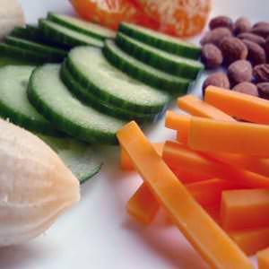 Eat Healthy Snacks