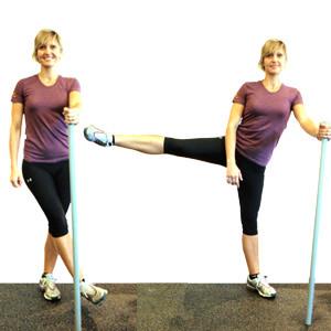 Side Leg Swing