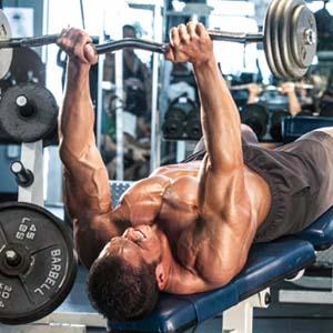 Skull Crusher Exercise