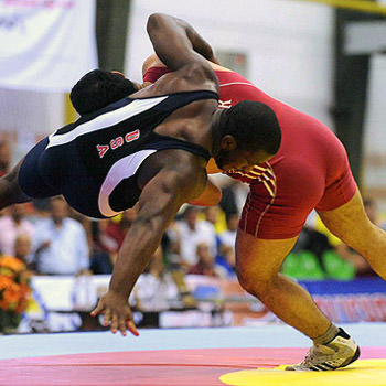 Wresting