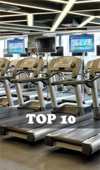 Top 10 Fitness Lists