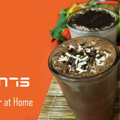 Health Enthusiasts, Come Let's Make Protein Supplement at Home