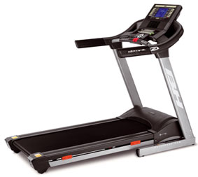 BH Fitness F3 Part Number G6425V Treadmill