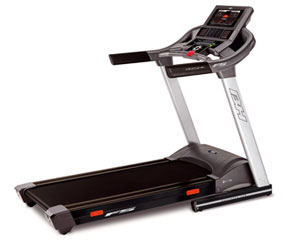 BH Fitness F5 Part Number G6427V Treadmill