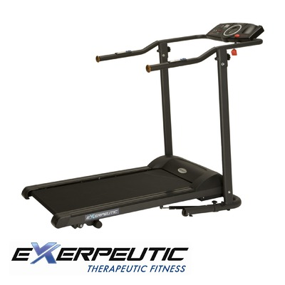 Exerpeutic 1020 Fitness Walking Electric Treadmill