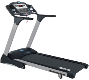 CardioZone Commercial SuperSport HR Club II Fold-Away