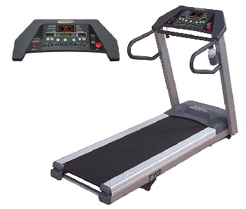 Endurance Cardio T10HRC Commerical Treadmill