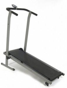 InMotion T900 Manual Treadmill