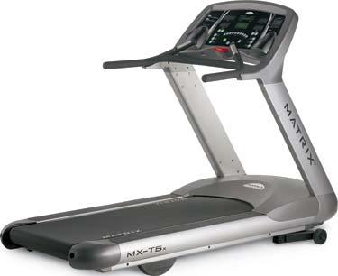 Matrix Treadmills