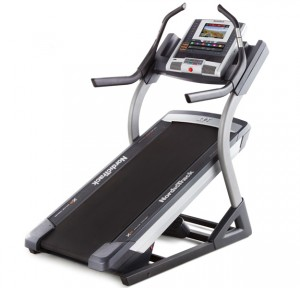 NordicTrack Incline Trainer X9i Interactive Treadmill