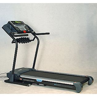Smooth Fitness 9.65TV treadmill