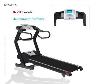 Stamina Treadmills