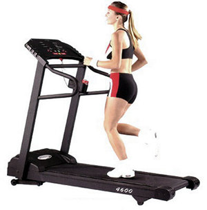 Steelflex XT-4600 Treadmill