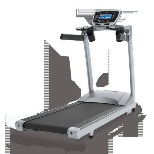 Vision T9550 Folding Treadmill