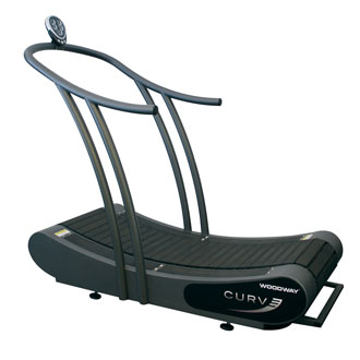Woodway CURVE Commercial Treadmill
