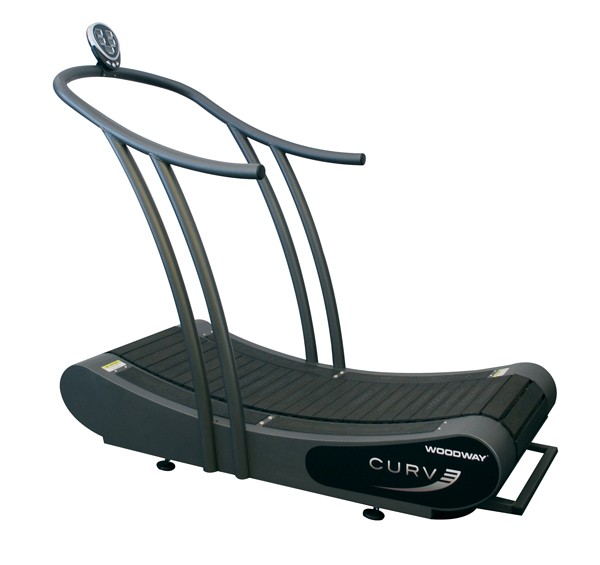Woodway CURVE Human Performance Treadmill