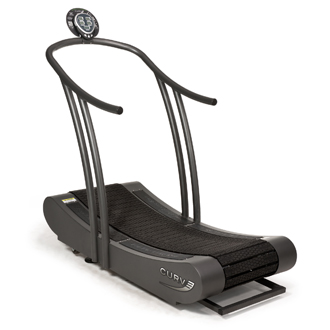 Woodway CURVE XL Human Performance Treadmill