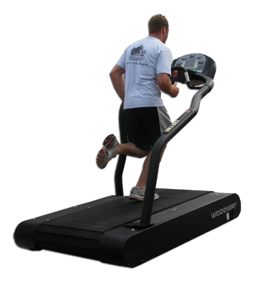 Woodway Pro Series Human Performance Treadmill