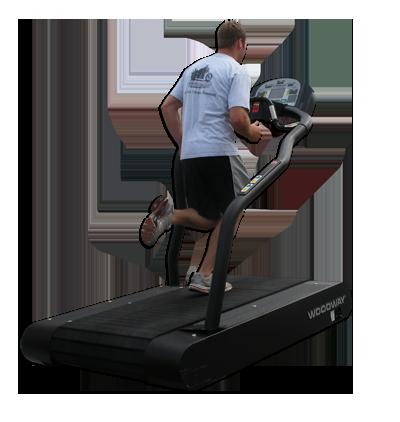 Woodway Pro Series Human Performance Treadmill