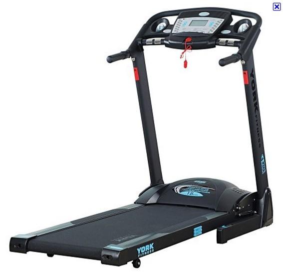 York t203 Treadmill