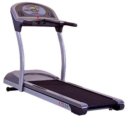 Quantum Fitness Treadmills
