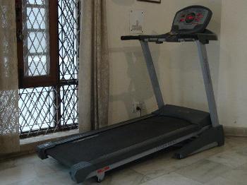 Fitness World 3100 Motorized Treadmill