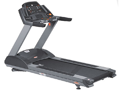 Fitness World 5555 Pro Commercial Motorized Treadmill